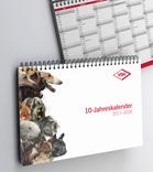 10 – Jahreskalender (Beginnend 2017)
